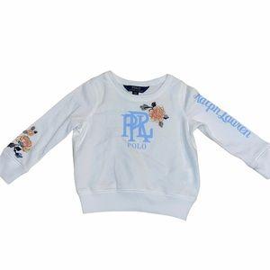 Polo by Ralph Lauren embroidered sweatshirt